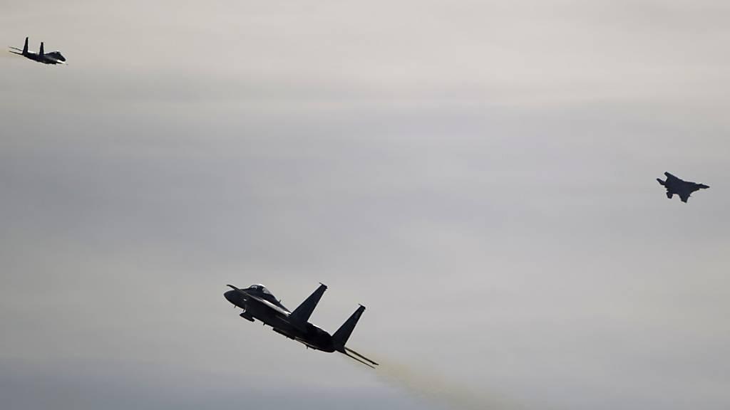 Iran: Passagiermaschine von israelischen Kampfflugzeugen bedroht