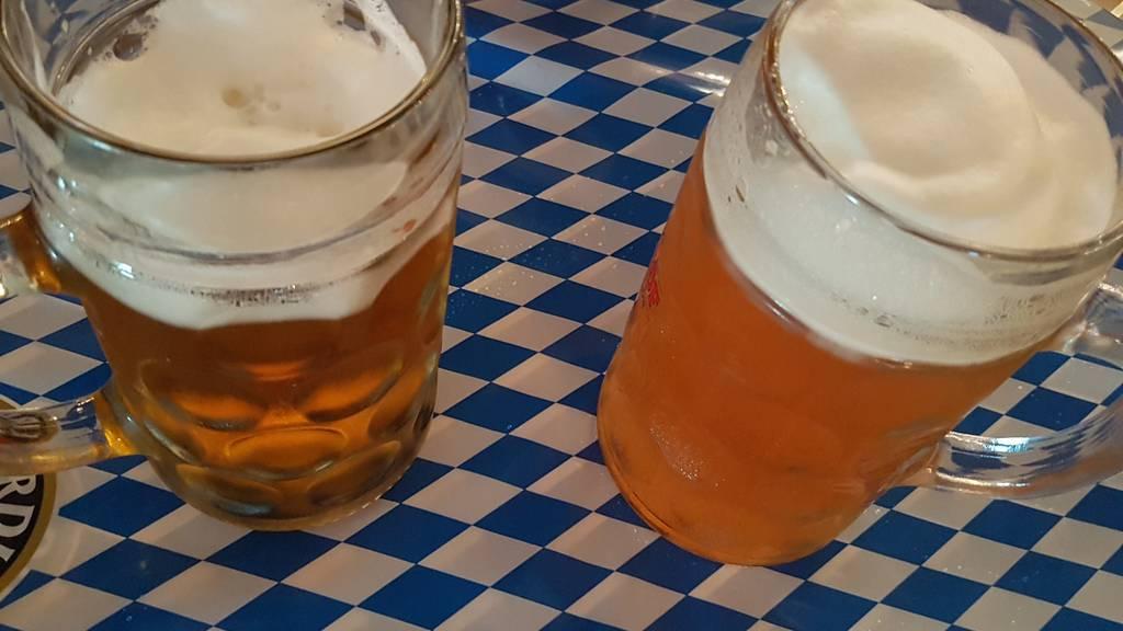 Amerikaner trinkt 46 Tage nur Bier