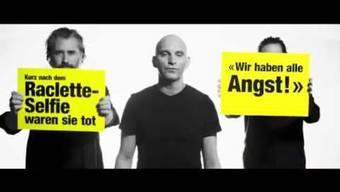 Scharfe Kritik am Boulevard-Journalismus, speziell am «Blick», hat das Schweizer Kleinkunst-Trio «Heinz de Specht» in einen Videoclip verpackt.
