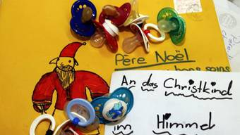 Auch Briefe an des Christkind erhalten von der Post einen Stempel von Bern-Bethlehem (Archivbild).