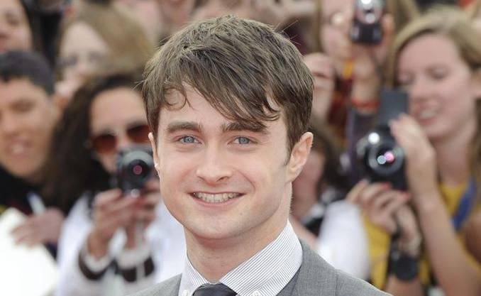 Daniel Radcliffe zum letzten Mal als Harry Potter auf dem roten Teppich