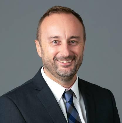 Marcel Aeple, Stadtschreiber von Rorschach.