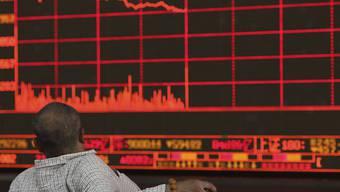 Trump-Tweet schickt Börsen auf Talfahrt. (Archivbild)