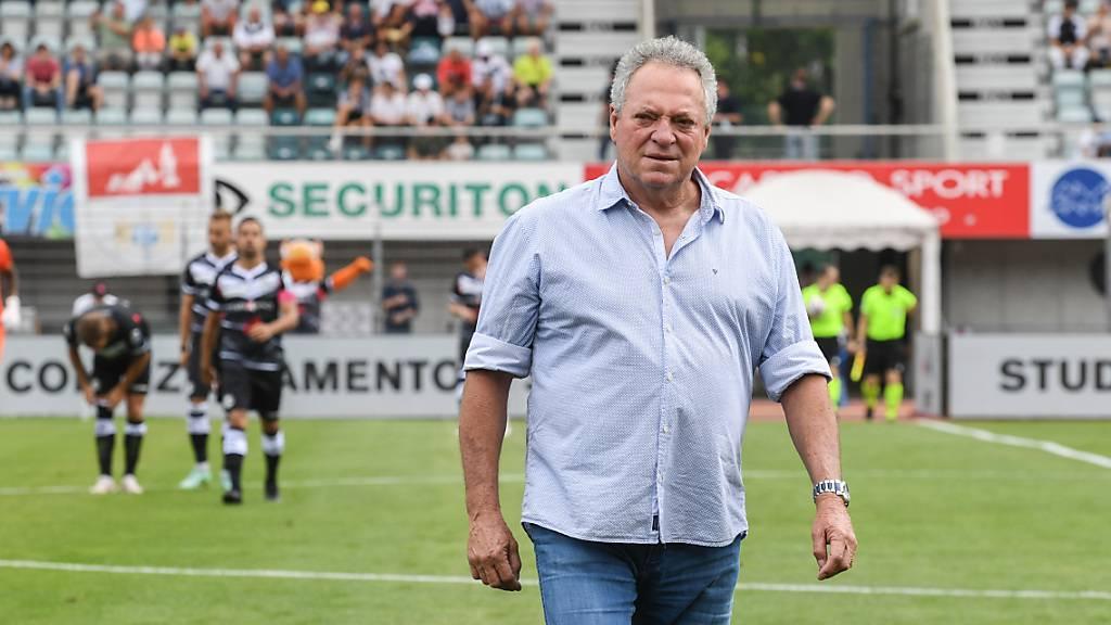 Luganos Trainer Abel Braga holte zwei Landsleute an Board