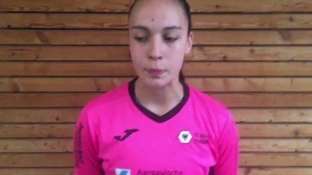 Videointerview mit Rita Do Sul nach YB - FC Aarau Frauen