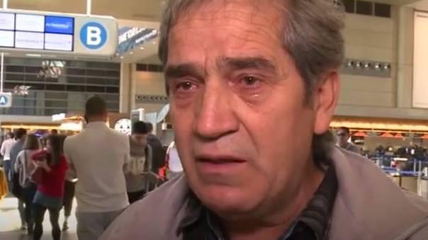 Der Doppelstaatsbürger Hossein Khoshbakhty wartete vergeblich auf seinen Bruder.