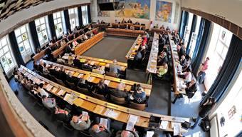 Der Landratssaal