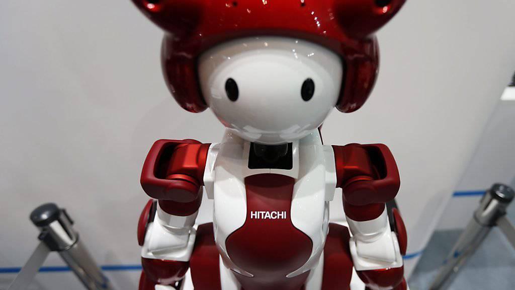 Bitte zur Kasse - auch Roboter sollen allenfalls Steuern zahlen. (Symbolbild)