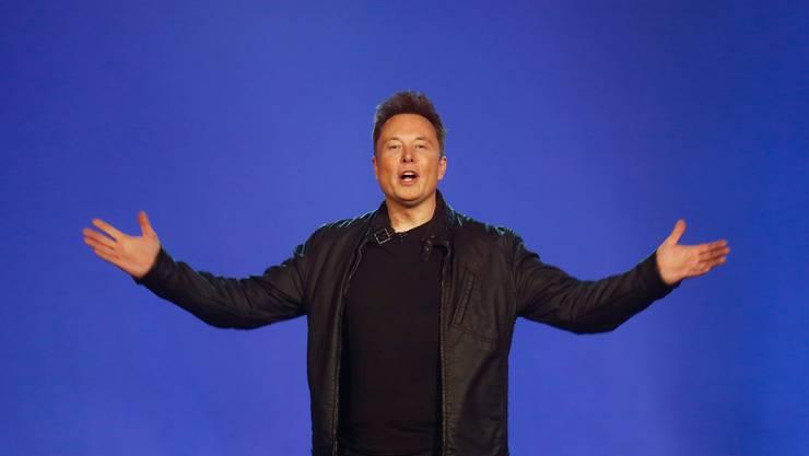 Tesla-Chef Elon Musk wird normalerweise von Fans auf der ganzen Welt für seine Ideen gefeiert.