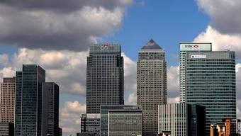 Der anstehende Austritt Grossbritanniens aus der EU setzt dem Londoner Finanzplatz bislang weniger hart zu als erwartet: Bislang wurden viel weniger Jobs verlagert als zunächst befürchtet. (Themenbild)