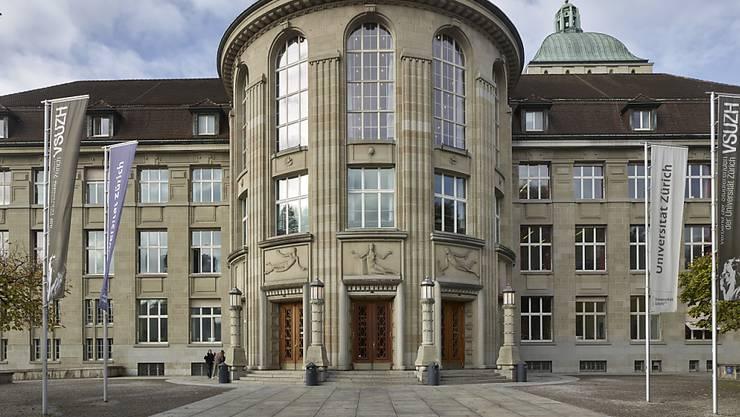 Die Universität Zürich erhält weitere Millionen von der UBS. Vor einigen Jahren hatte dieses Sponsoring für Aufsehen gesorgt, weil die Universität den Vertrag nicht offenlegen wollte. (Symbolbild)