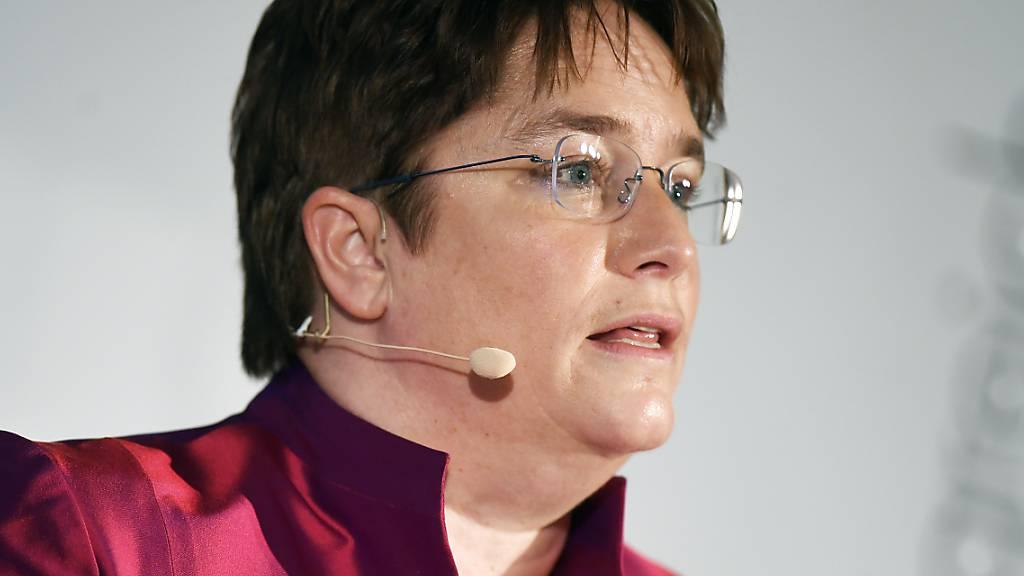 SVP-Nationalrätin Magdalena Martullo-Blocher fordert einen stärkeren Inländervorrang in der Schweiz. (Archivbild)