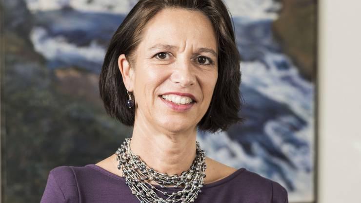 Wird neue Uno-Sondergesandte für Myanmar: Die Schweizer Botschafterin in Berlin, Christiane Schraner Burgener. (Archiv)