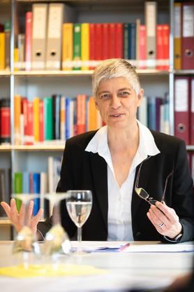 Die Leitende Jugendanwältin Kanton Solothurn zieht Bilanz zum Geschäftsjahr 2018.