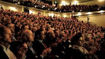 Der Kanton Baselland will nicht mehr Geld für das Theater Basel locker machen.