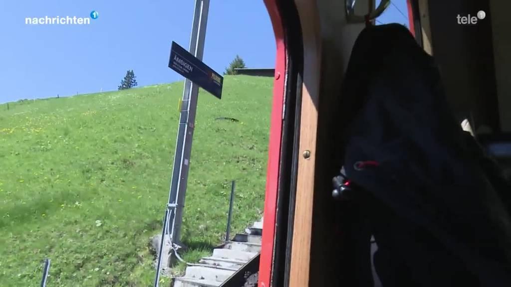 Steilste Zahnradbahn startet in neue Saison