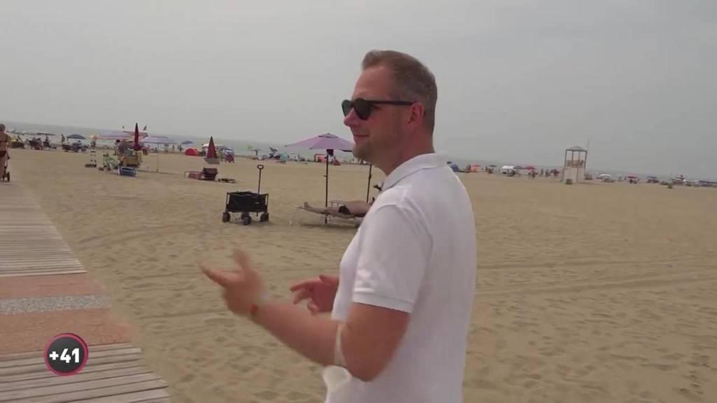 Zurück ans Meer: Der Camping-Platzmeister