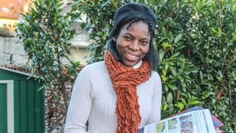 Harriet Suter aus Wohlen (ursprünglich aus Uganda) engagiert sich, seit sie 17 ist, für Waisenkinder in ihrer Heimat.