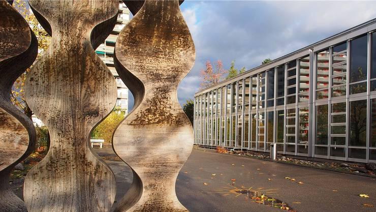 Anerkennung für die Fassadengestaltung: Säli-Schulhaus.