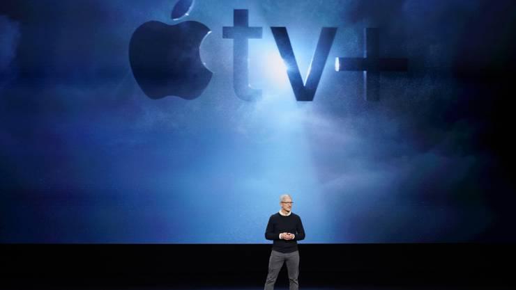 Hat die Investoren noch nicht überzeugt: Apple-CEO Tim Cook.