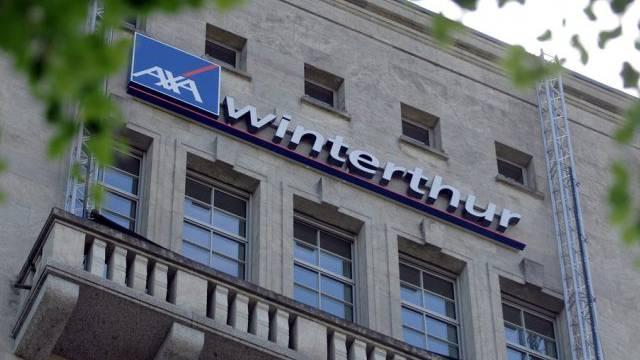 Hauptsitz der AXA Winterthur