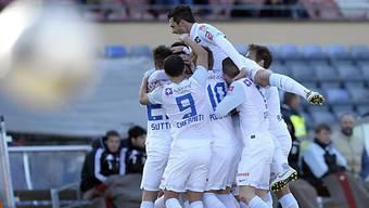 Der FCZ kommt in Lausanne zum 8. Saisonsieg.