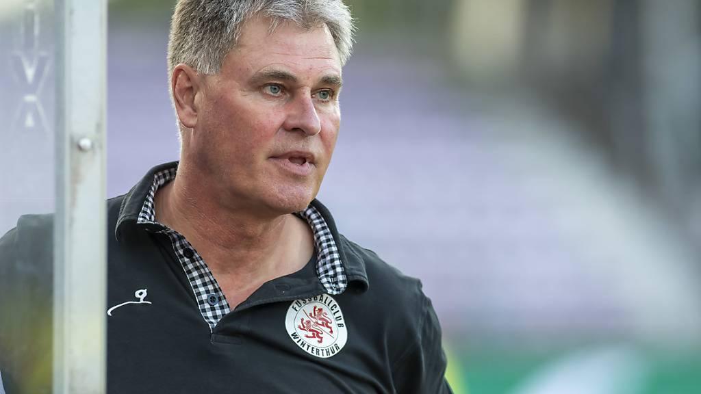 «Winti» wittert seine Chance gegen den FCB