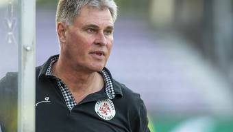 Im Cup-Halbfinal angekommen, will Trainer Ralf Loose mit dem FC Winterthur noch mehr erreichen