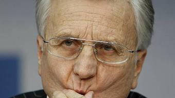 EBZ-Präsident Jean-Claude Trichet (Archiv)