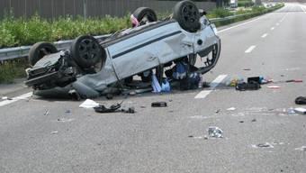 Verkehrsunfälle sind die schwersten - und enden oft im Tod