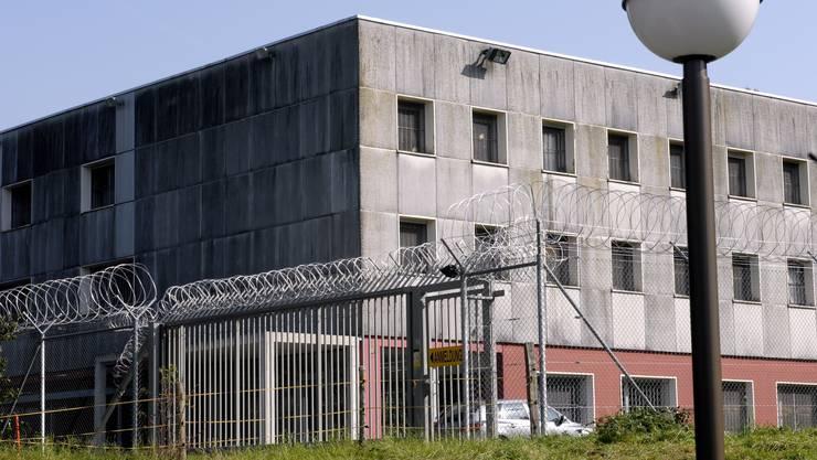 Die sich im 2. Stock des Untersuchungsgefängnisses in Biberist aufhaltenden Insassen mussten vorsorglich evakuiert werden.