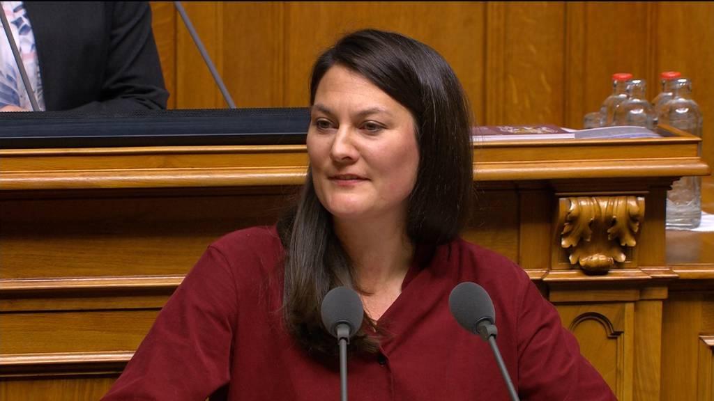 Tiana Angelina Moser: «Die Zauberformel ist nicht mehr die Formel für die Zukunft»