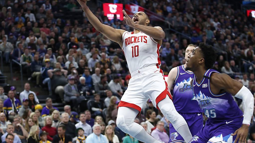 Houston siegt ohne Topstars, Spiel der Lakers verschoben