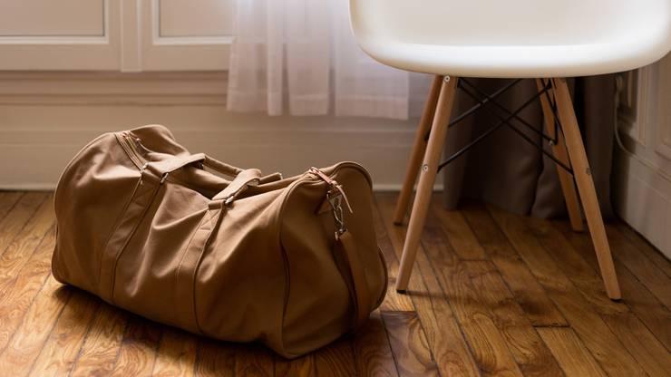Platz 4: Schon klar, die Kleidung wieder nach Hause zu nehmen, bedeutet auch, dass man sie Waschen muss. Aber nur um das zu umgehen, den gesamten Koffer im Hotel liegen lassen?