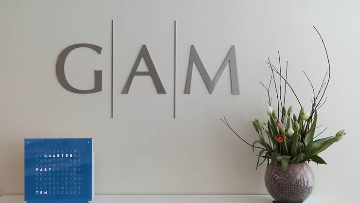 Der Chef des Vermögensverwalters GAM tritt ab.