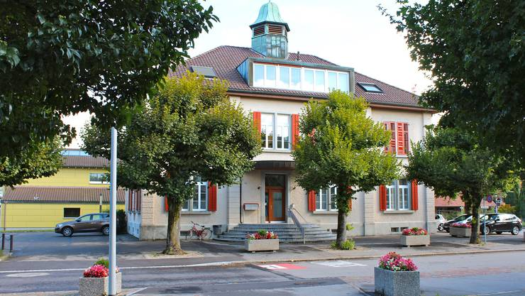 Gemeindehaus Hunzenschwil