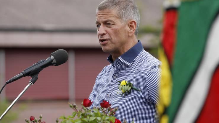 Manfred Küngs Zeit als Gemeindepräsident ist vorbei. (Archiv)