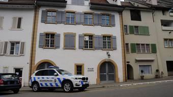 Wie lange noch? Die Regionalpolizei Zurzibiet ist derzeit im Amtshaus im Städtchen Klingnau eingemietet. pz