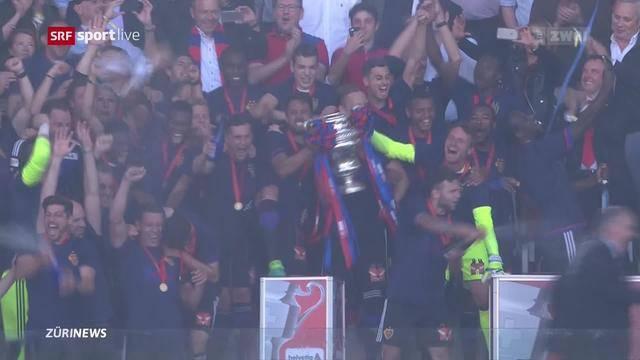 Der FC-Basel schafft das Double