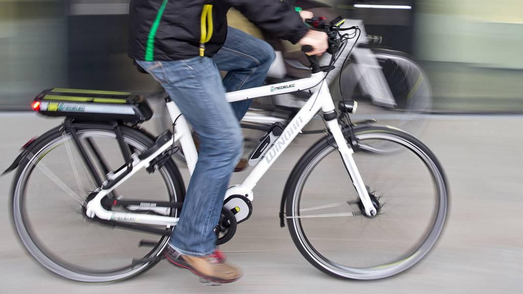 Nach E-Trottis: Stadt St.Gallen testet E-Bike-Verleih
