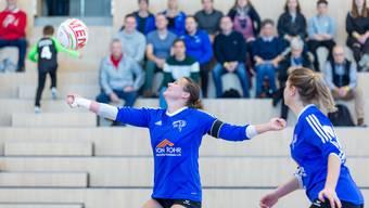 Neuendorfs Faustballerinnen haben sich als Spitzenteam in der NLA etabliert.