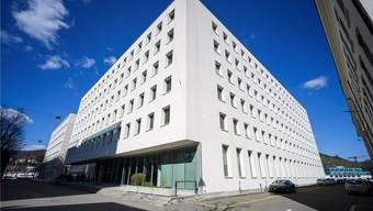 Von GE zu Infosys: Blick auf das Bürohaus Quadro in Baden Nord.
