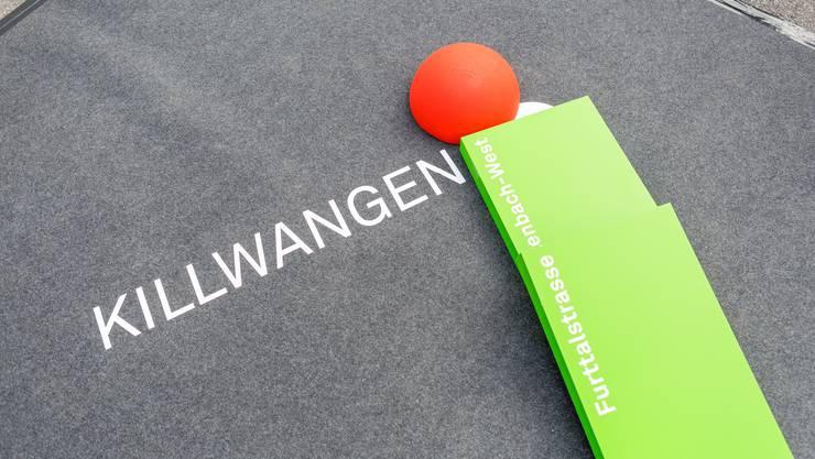 Die zweite Etappe der Limmattalbahn führt von Schlieren bis Killwangen. (Archiv)