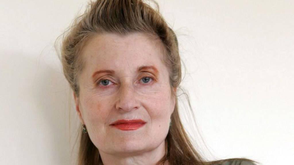 Die österreichische Dramatikerin Elfriede Jelinek erhält den «Faust», den höchsten Theaterpreis Deutschlands, für ihr Lebenswerk. (Archivbild)