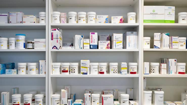In der Schweiz wurden 2019 Medikamente für 6,1 Milliarden Franken verkauft.
