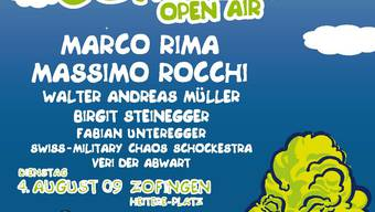 Heitere Comedy Open air