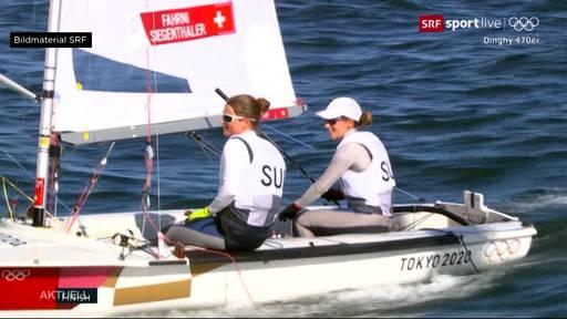 Kein Medaillen-Glück für die Schweiz in Tokio