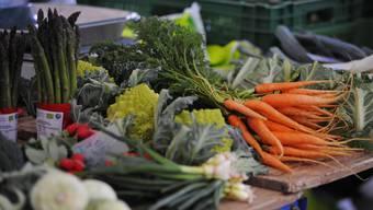 Es wird wieder Gemüse auf dem Solothurner Märet zu kaufen geben.