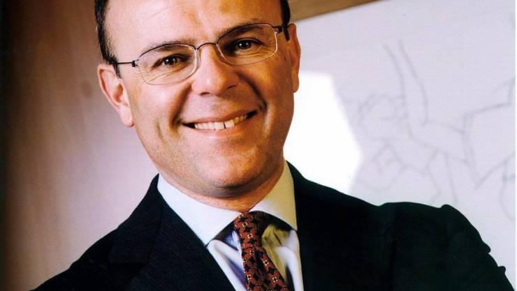 Ab Mai 2016 wird Mario Greco den Versicherungskonzern Zurich leiten (Archivbild).