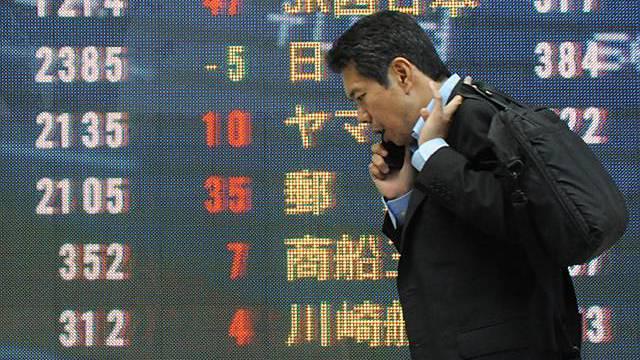 Nikkei-Index sinkt um 1,53 Prozent (Archiv)